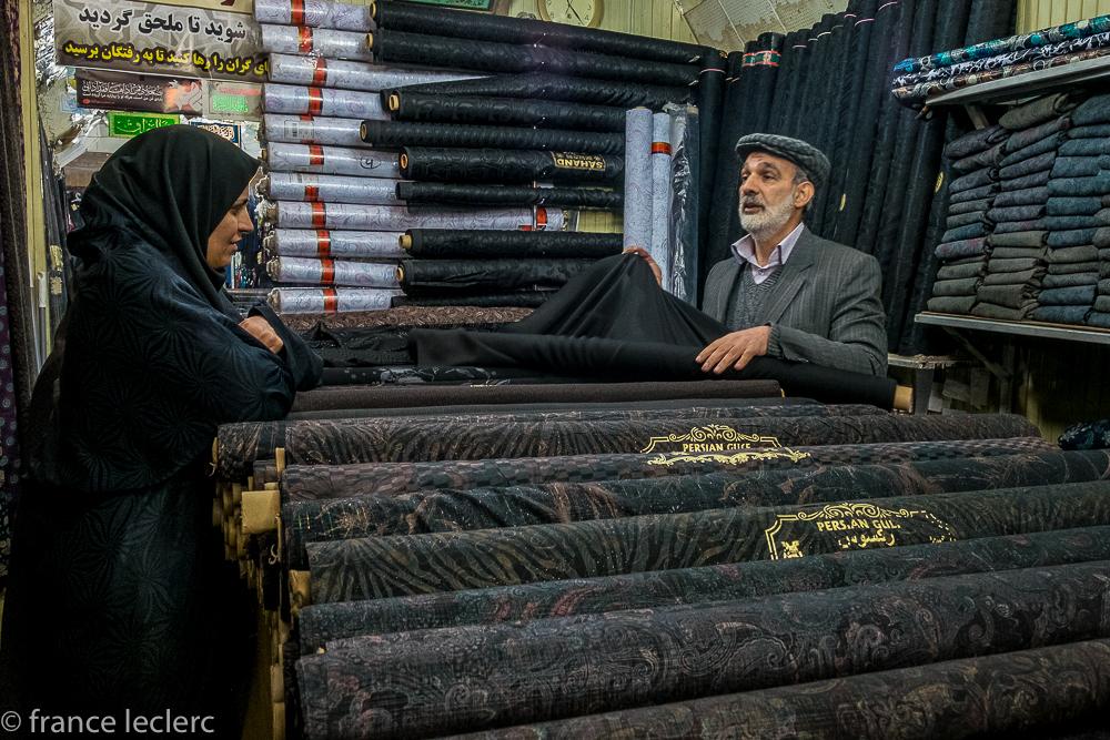 Bazaar, Kerman