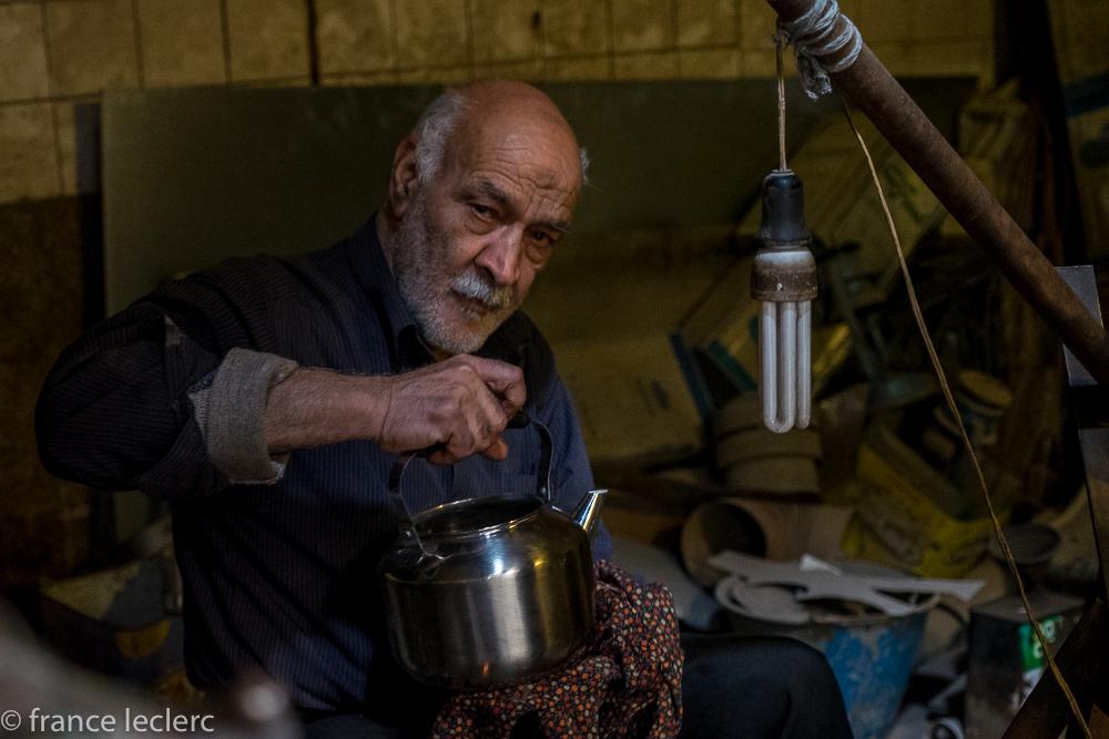 Bazaar, Yazd