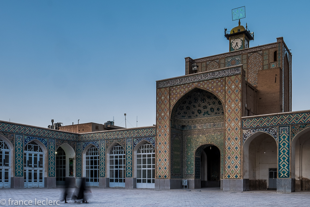 Jame Mosque, Kerman