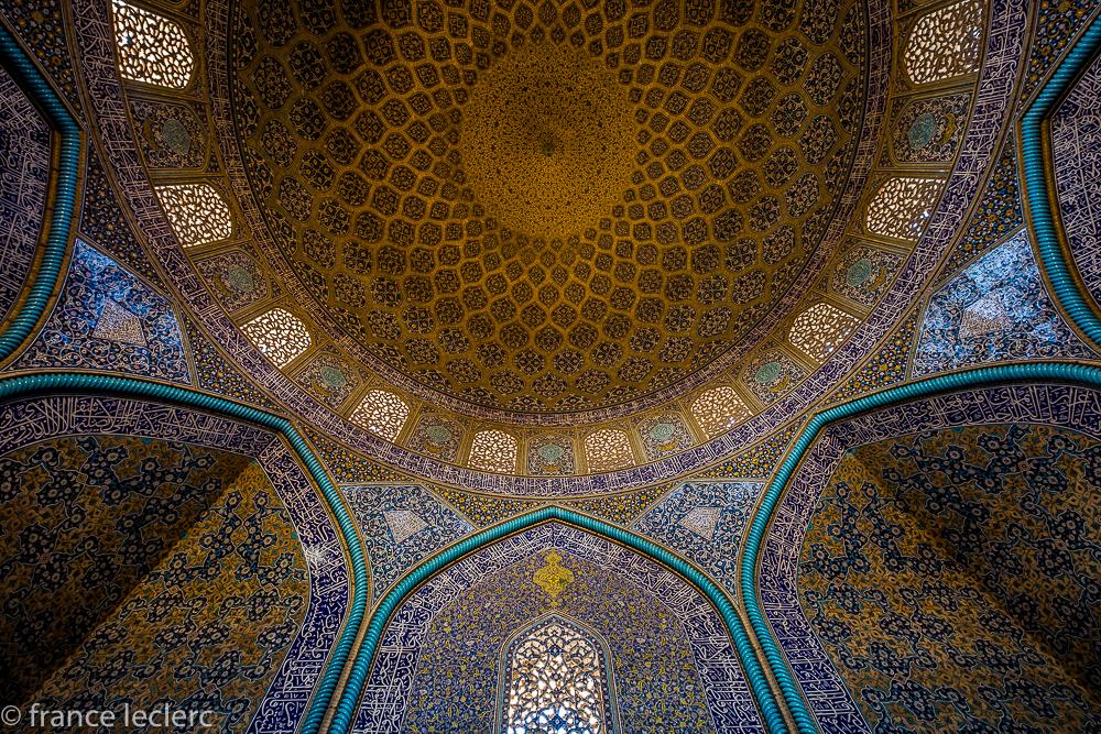 Sheik Lotfallah Mosque, Esfahan