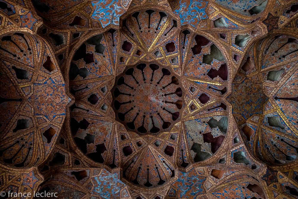 Ali Qapu Palace, Esfehan